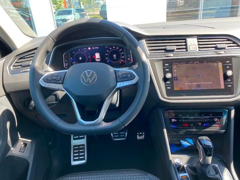 Volkswagen Tiguan 2.0 TDI 150ch Active DSG7 Noir occasion à Onet-le-Château - photo n°11