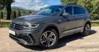 Volkswagen Tiguan 2.0 TDI 150ch Black R-Line 4Motion DSG7 Euro6d-T Gris à MOUGINS 06