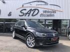 Volkswagen Tiguan 2.0 TDI 150CH BLUEMOTION TECHNOLOGY CARAT DSG7 Noir à TOULOUSE 31