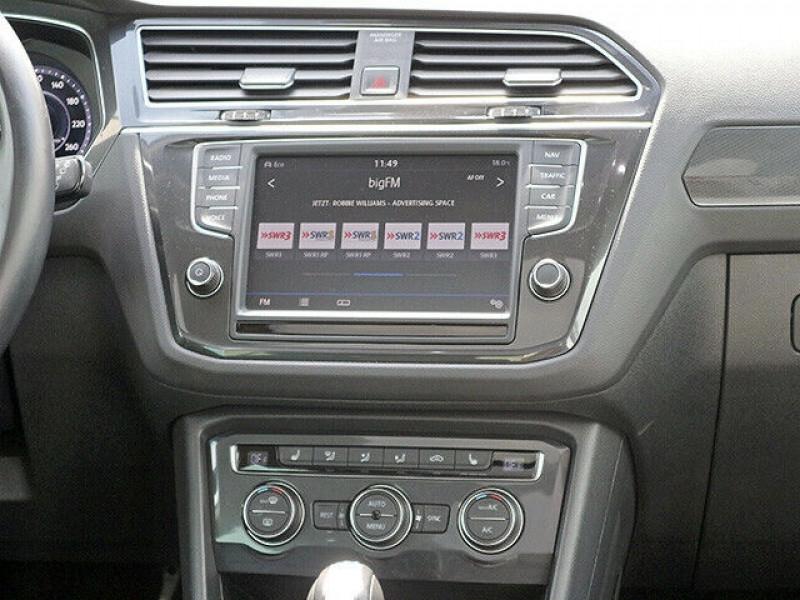 Volkswagen Tiguan 2.0 TDI 150CH BLUEMOTION TECHNOLOGY CARAT EXCLUSIVE 4MOTION  Blanc occasion à Villenave-d'Ornon - photo n°8