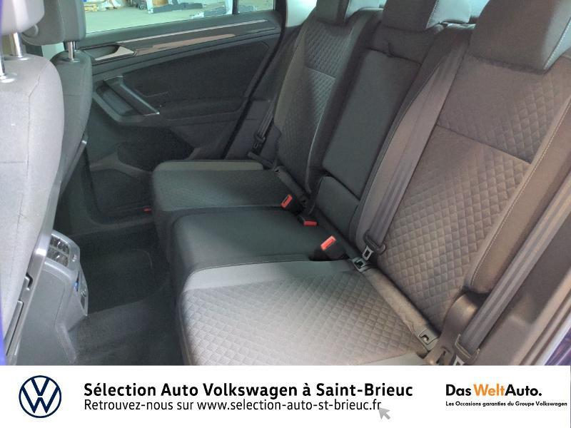 Volkswagen Tiguan 2.0 TDI 150ch BlueMotion Technology Confortline 4Motion Bleu occasion à Saint Brieuc - photo n°11