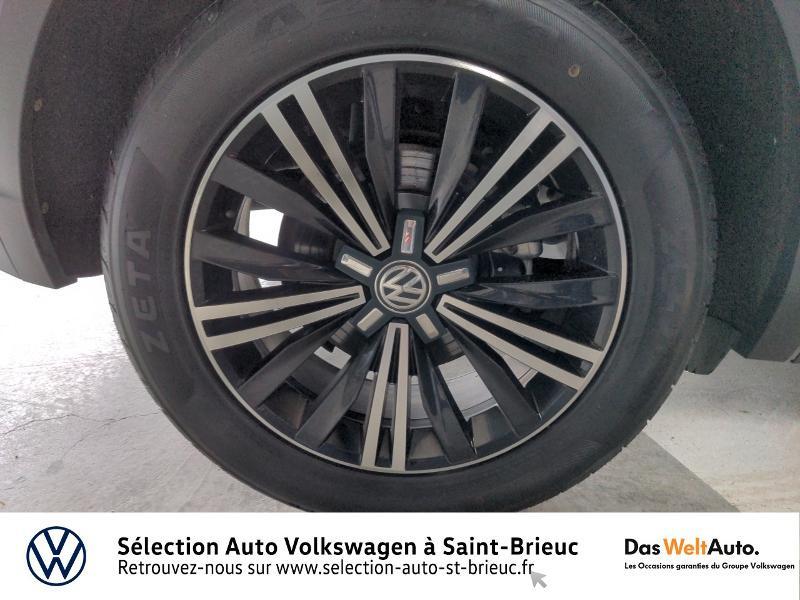 Volkswagen Tiguan 2.0 TDI 150ch BlueMotion Technology Confortline 4Motion Bleu occasion à Saint Brieuc - photo n°16