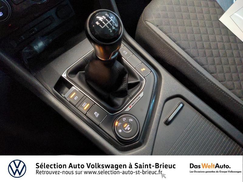 Volkswagen Tiguan 2.0 TDI 150ch BlueMotion Technology Confortline 4Motion Bleu occasion à Saint Brieuc - photo n°10