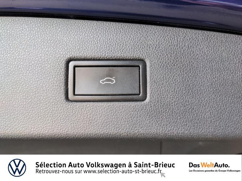 Volkswagen Tiguan 2.0 TDI 150ch BlueMotion Technology Confortline 4Motion Bleu occasion à Saint Brieuc - photo n°17