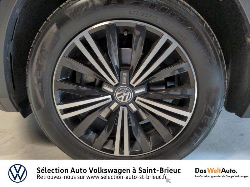 Volkswagen Tiguan 2.0 TDI 150ch BlueMotion Technology Confortline 4Motion Bleu occasion à Saint Brieuc - photo n°14