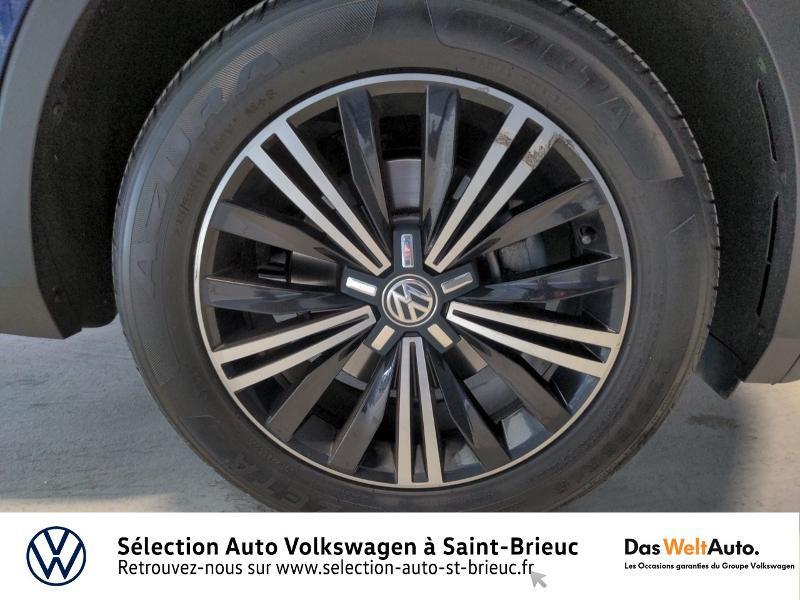 Volkswagen Tiguan 2.0 TDI 150ch BlueMotion Technology Confortline 4Motion Bleu occasion à Saint Brieuc - photo n°15