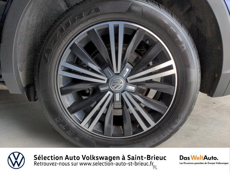 Volkswagen Tiguan 2.0 TDI 150ch BlueMotion Technology Confortline 4Motion Bleu occasion à Saint Brieuc - photo n°13