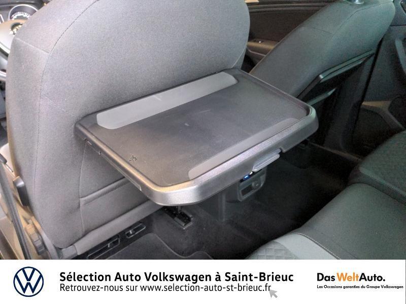 Volkswagen Tiguan 2.0 TDI 150ch BlueMotion Technology Confortline 4Motion Bleu occasion à Saint Brieuc - photo n°19