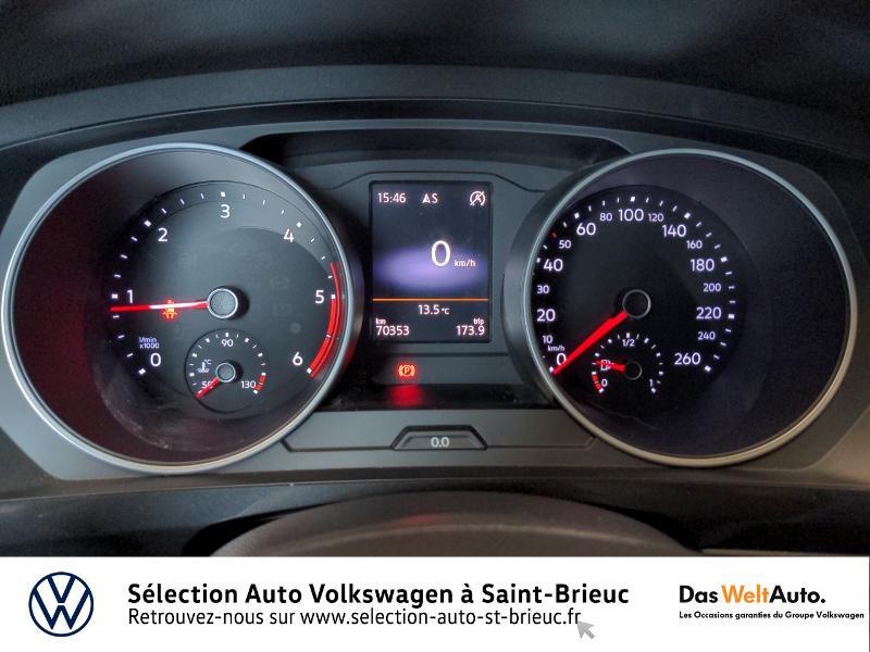 Volkswagen Tiguan 2.0 TDI 150ch BlueMotion Technology Confortline 4Motion Bleu occasion à Saint Brieuc - photo n°9
