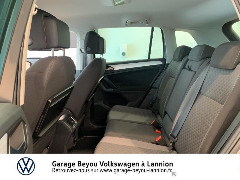 Volkswagen Tiguan 2.0 TDI 150ch BlueMotion Technology Confortline Business DSG Gris occasion à Lannion - photo n°11