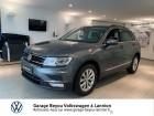 Volkswagen Tiguan 2.0 TDI 150ch BlueMotion Technology Confortline Business DSG Gris à Lannion 22