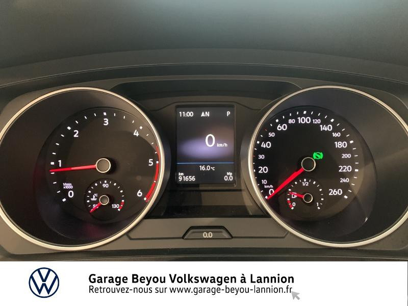 Volkswagen Tiguan 2.0 TDI 150ch BlueMotion Technology Confortline Business DSG Gris occasion à Lannion - photo n°9