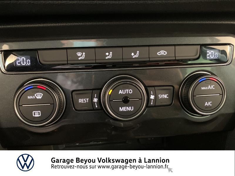 Volkswagen Tiguan 2.0 TDI 150ch BlueMotion Technology Confortline Business DSG Gris occasion à Lannion - photo n°20