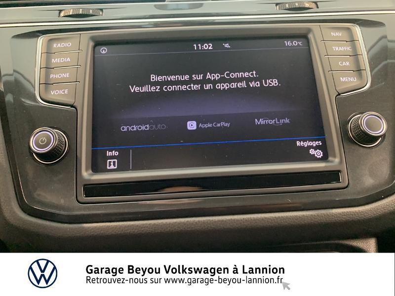 Volkswagen Tiguan 2.0 TDI 150ch BlueMotion Technology Confortline Business DSG Gris occasion à Lannion - photo n°17