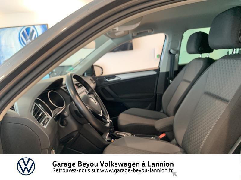 Volkswagen Tiguan 2.0 TDI 150ch BlueMotion Technology Confortline Business DSG Gris occasion à Lannion - photo n°7