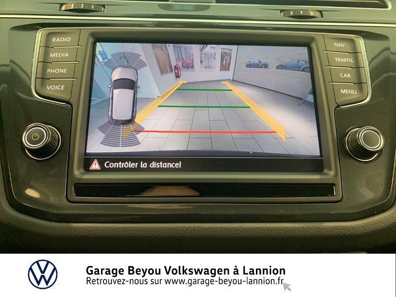 Volkswagen Tiguan 2.0 TDI 150ch BlueMotion Technology Confortline Business DSG Gris occasion à Lannion - photo n°18