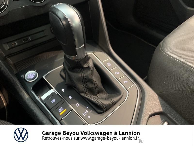 Volkswagen Tiguan 2.0 TDI 150ch BlueMotion Technology Confortline Business DSG Gris occasion à Lannion - photo n°10