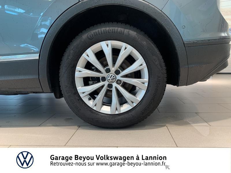 Volkswagen Tiguan 2.0 TDI 150ch BlueMotion Technology Confortline Business DSG Gris occasion à Lannion - photo n°14