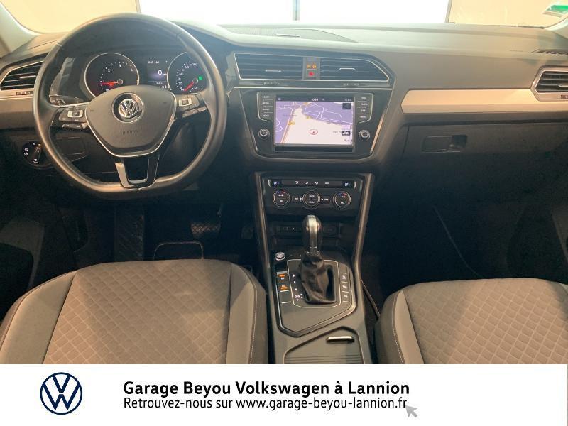 Volkswagen Tiguan 2.0 TDI 150ch BlueMotion Technology Confortline Business DSG Gris occasion à Lannion - photo n°6