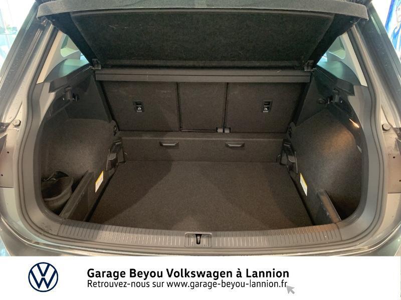 Volkswagen Tiguan 2.0 TDI 150ch BlueMotion Technology Confortline Business DSG Gris occasion à Lannion - photo n°12