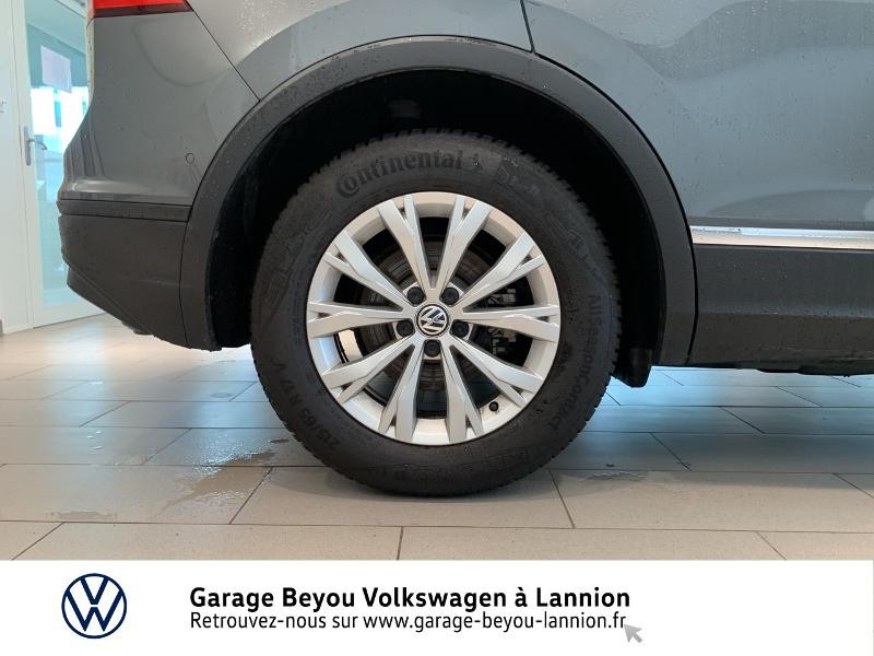Volkswagen Tiguan 2.0 TDI 150ch BlueMotion Technology Confortline Business DSG Gris occasion à Lannion - photo n°15