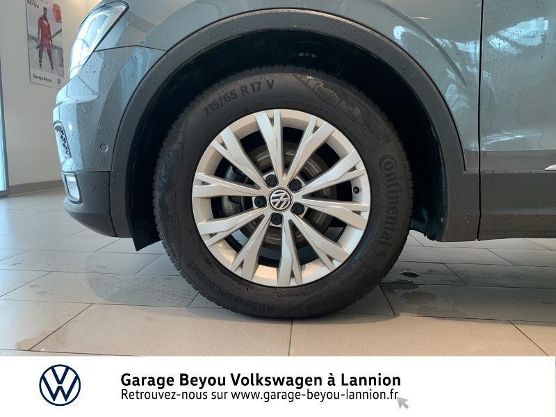 Volkswagen Tiguan 2.0 TDI 150ch BlueMotion Technology Confortline Business DSG Gris occasion à Lannion - photo n°13