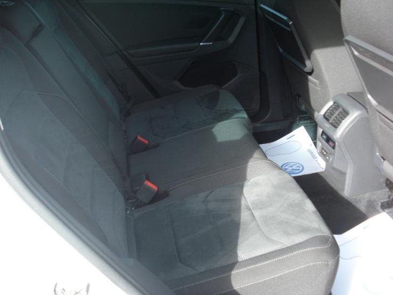 Volkswagen Tiguan 2.0 TDI 150ch Carat 4Motion DSG7 Blanc occasion à Aurillac - photo n°18