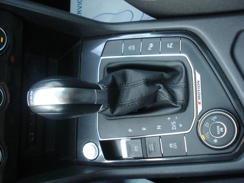 Volkswagen Tiguan 2.0 TDI 150ch Carat 4Motion DSG7 Blanc occasion à Aurillac - photo n°11