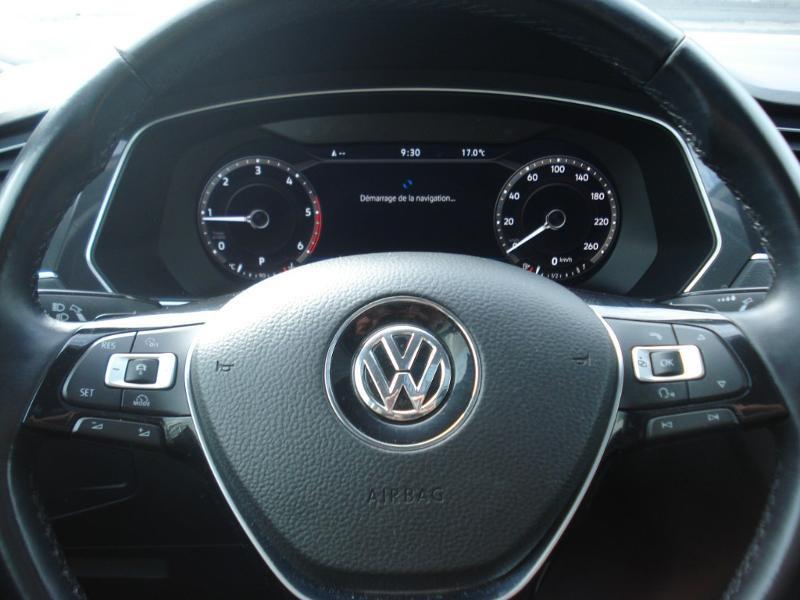Volkswagen Tiguan 2.0 TDI 150ch Carat 4Motion DSG7 Blanc occasion à Aurillac - photo n°14