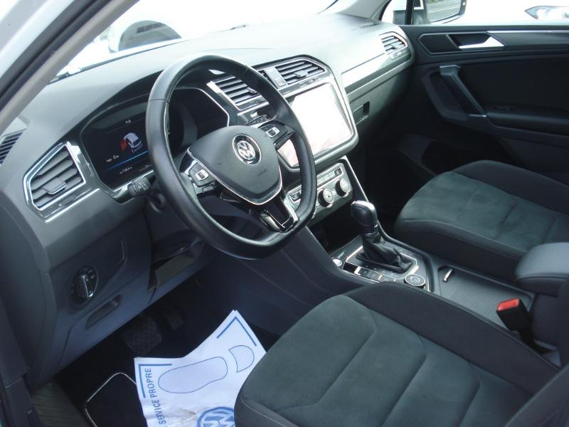Volkswagen Tiguan 2.0 TDI 150ch Carat 4Motion DSG7 Blanc occasion à Aurillac - photo n°16