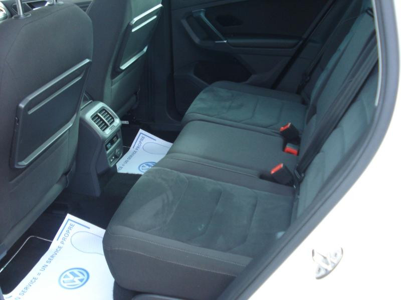 Volkswagen Tiguan 2.0 TDI 150ch Carat 4Motion DSG7 Blanc occasion à Aurillac - photo n°19