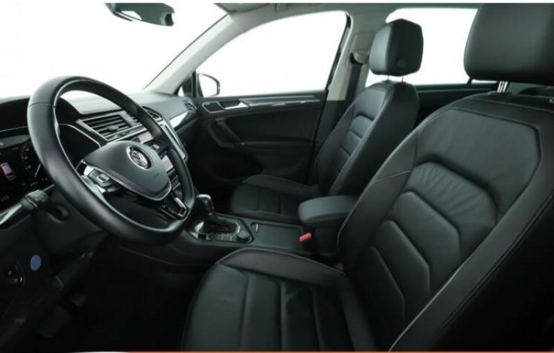 Volkswagen Tiguan 2.0 TDI 150CH CARAT 4MOTION DSG7 Noir occasion à Villenave-d'Ornon - photo n°7