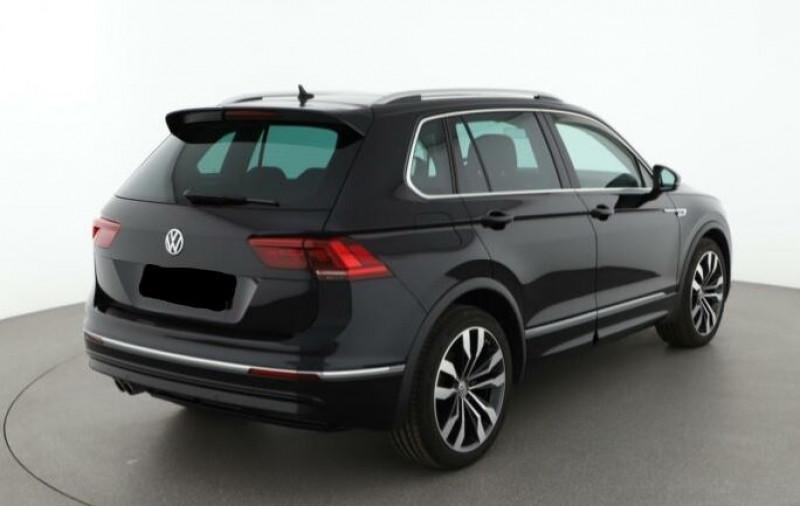 Volkswagen Tiguan 2.0 TDI 150CH CARAT 4MOTION DSG7 Noir occasion à Villenave-d'Ornon - photo n°4