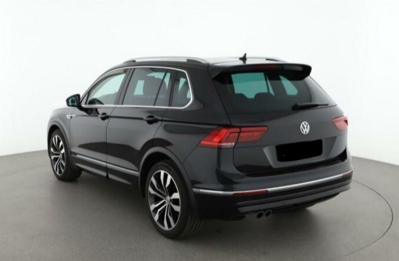 Volkswagen Tiguan 2.0 TDI 150CH CARAT 4MOTION DSG7 Noir occasion à Villenave-d'Ornon - photo n°3