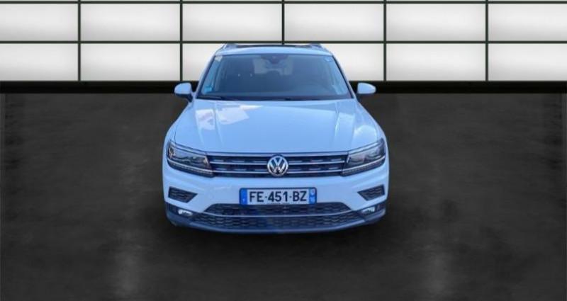 Volkswagen Tiguan 2.0 TDI 150ch Carat DSG7 Euro6d-T Blanc occasion à La Rochelle - photo n°2