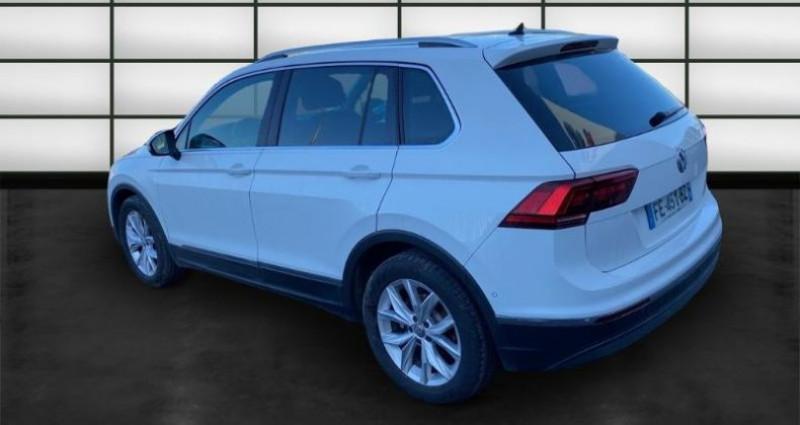 Volkswagen Tiguan 2.0 TDI 150ch Carat DSG7 Euro6d-T Blanc occasion à La Rochelle - photo n°5