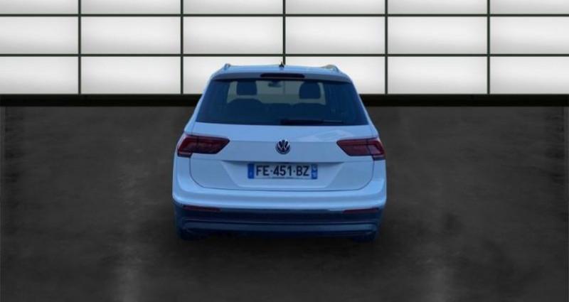 Volkswagen Tiguan 2.0 TDI 150ch Carat DSG7 Euro6d-T Blanc occasion à La Rochelle - photo n°4