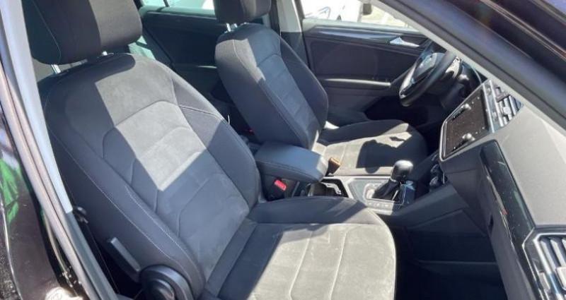 Volkswagen Tiguan 2.0 TDI 150ch Carat DSG7 Noir occasion à La Rochelle - photo n°7