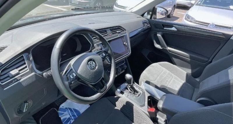 Volkswagen Tiguan 2.0 TDI 150ch Carat DSG7 Noir occasion à La Rochelle - photo n°6