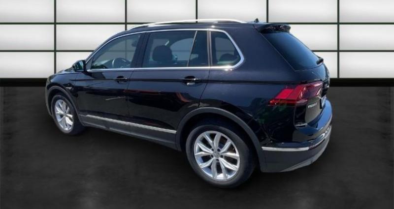 Volkswagen Tiguan 2.0 TDI 150ch Carat DSG7 Noir occasion à La Rochelle - photo n°5