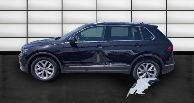 Volkswagen Tiguan 2.0 TDI 150ch Carat DSG7 Noir occasion à La Rochelle - photo n°3