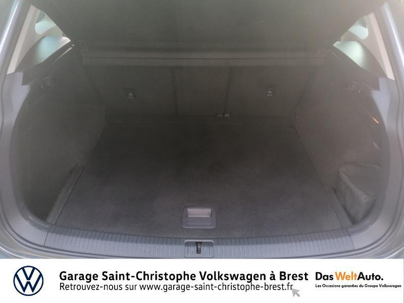 Volkswagen Tiguan 2.0 TDI 150ch Carat DSG7 Gris occasion à Brest - photo n°12