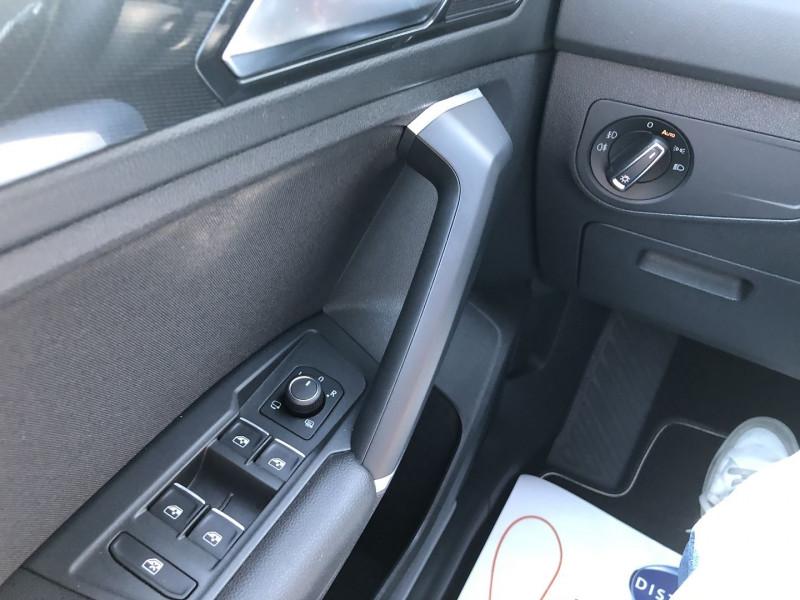Volkswagen Tiguan 2.0 TDI 150CH CARAT DSG7 Blanc occasion à TOULOUSE - photo n°18