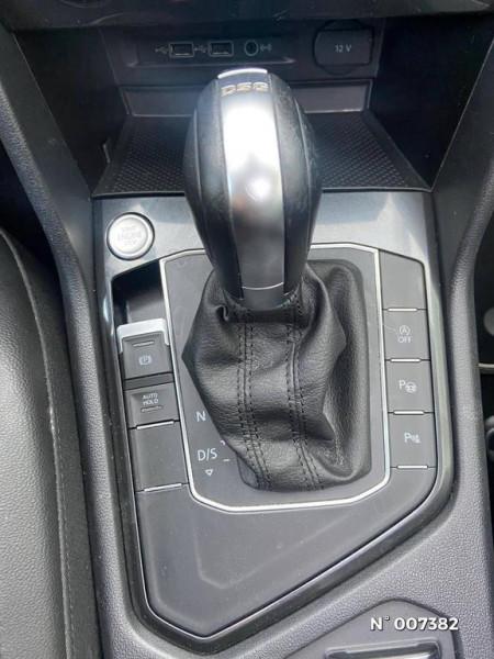 Volkswagen Tiguan 2.0 TDI 150ch Carat DSG7  occasion à Saint-Maur-des-Fossés - photo n°16