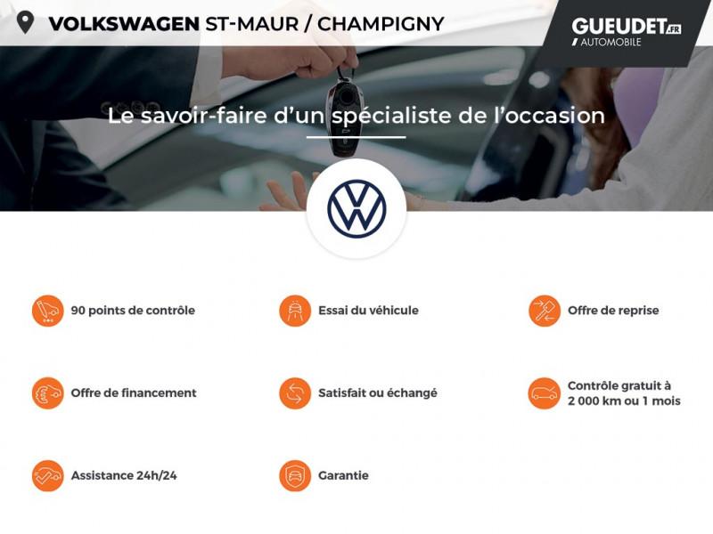 Volkswagen Tiguan 2.0 TDI 150ch Carat DSG7  occasion à Saint-Maur-des-Fossés - photo n°19