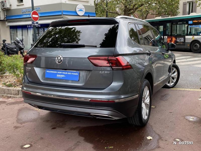 Volkswagen Tiguan 2.0 TDI 150ch Carat DSG7  occasion à Saint-Maur-des-Fossés - photo n°4