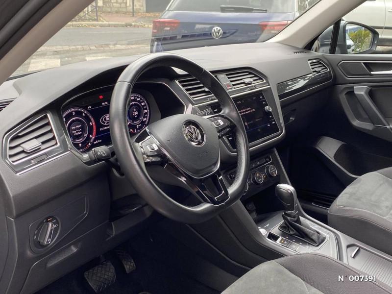 Volkswagen Tiguan 2.0 TDI 150ch Carat DSG7  occasion à Saint-Maur-des-Fossés - photo n°6