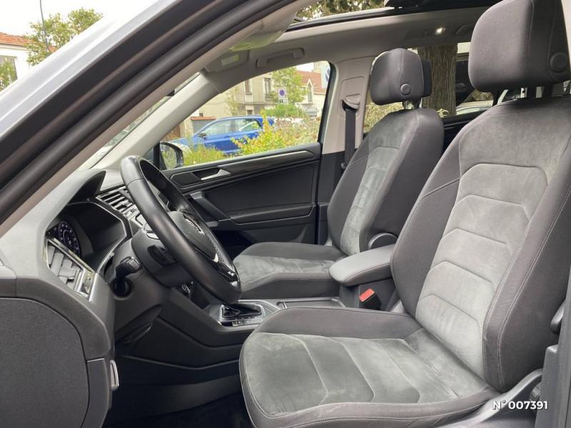 Volkswagen Tiguan 2.0 TDI 150ch Carat DSG7  occasion à Saint-Maur-des-Fossés - photo n°7