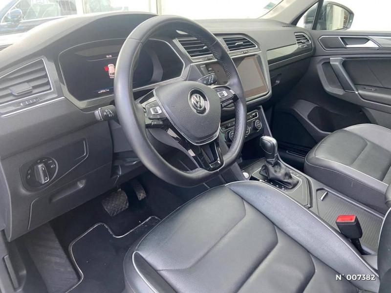 Volkswagen Tiguan 2.0 TDI 150ch Carat DSG7  occasion à Saint-Maur-des-Fossés - photo n°13