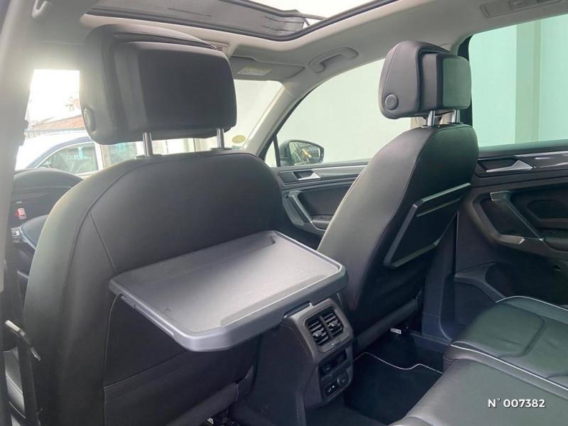 Volkswagen Tiguan 2.0 TDI 150ch Carat DSG7  occasion à Saint-Maur-des-Fossés - photo n°11